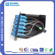 MTP/MPO Lgx Fiber Optical Cassette Hot Sales