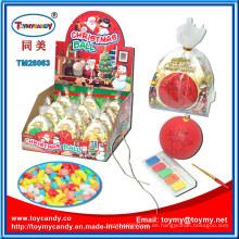 Weihnachten Geschenk neue Design DIY Paint Ball Spielzeug Weihnachtsplätzchen