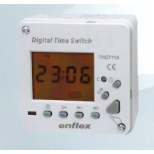 Digital Timer Switches Thc-711A para Street Light