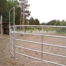 Panneau de clôture en béton galvanisé / panneau de clôture de prairie