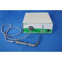 Iluminador de xenón de fibra óptica con retractor mamario
