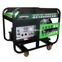 Geradores de gasolina Briggs & Stratton 6.5-20kw