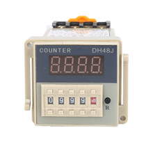 DH48J Electronic Counter Delay Time Relay