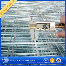 Malla de alambre soldada con autógena galvanizada sumergida caliente usada para la construcción