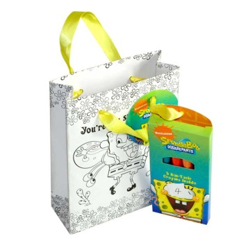 Custom Beauty Color Printing Paper Gift Bags