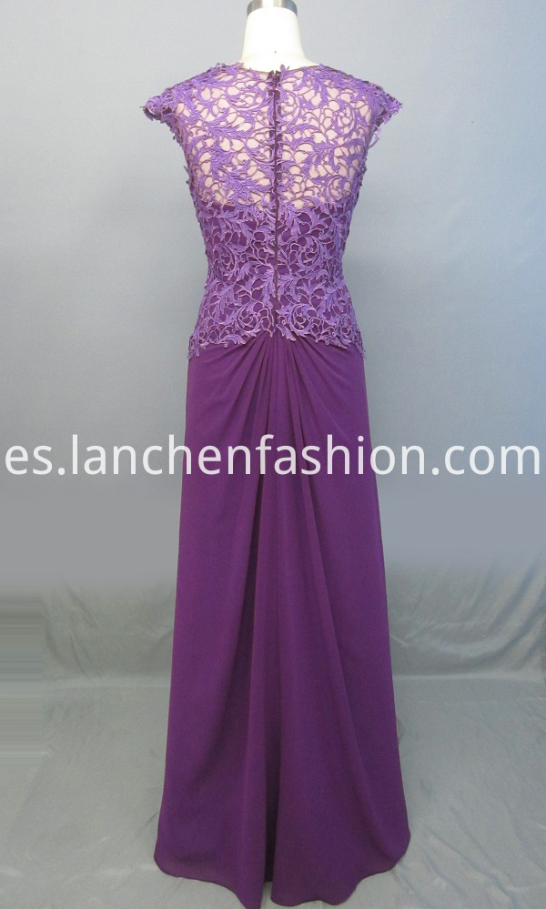 Purple Formal Gowns