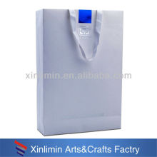 Hot sale paper bags with handles wholesale free sample paper bag