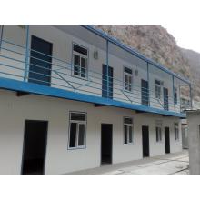 Prefabricated Steel Sandwich Panel Accomodation