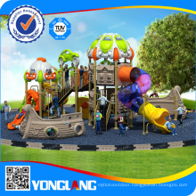 Children Plastic Playground Equipment