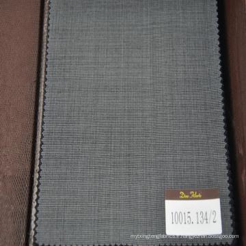 100% laine costume tissu textile pour le costume des hommes