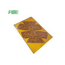 HDI Immersion gold PCB circuit board ENIG PCBA assembly