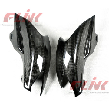 Carbon Fiber Under Seat Fairing for Ducati Hypermotard