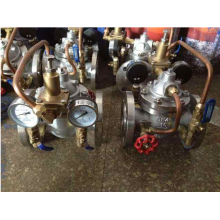 Stainless Steel Adjustable Pressure Reducing Valve