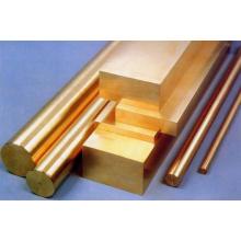 Barre en cuivre chromée C18150