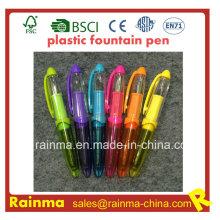 Mini plástico pluma líquida con buen color Mulit