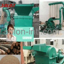 High Efficiency Timber Crusher Machine for pallet