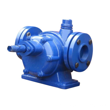 BCG series high viscosity residual oil gear pump rotor pump