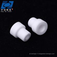 95 Perle isolante en céramique d'alumine al2o3