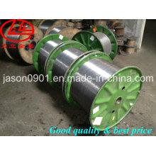 Fil en acier DIN17223 Classe B, fil d'acier à ressort de classe C