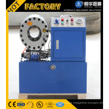 Ce 1/8 '' - 2 '' Máquina prensadora de manguera de baja presión de alta calidad con el mejor precio