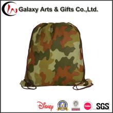 saco da trouxa da camuflagem da forma / trouxa da escola / trouxa não tecida