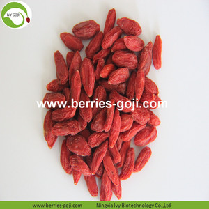 Factory Supply Fruit Package Low Sugar Goji-bessen