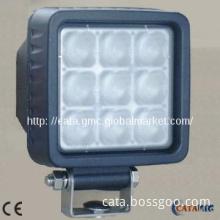 9 LEDs Spotlight LED Work Lamp