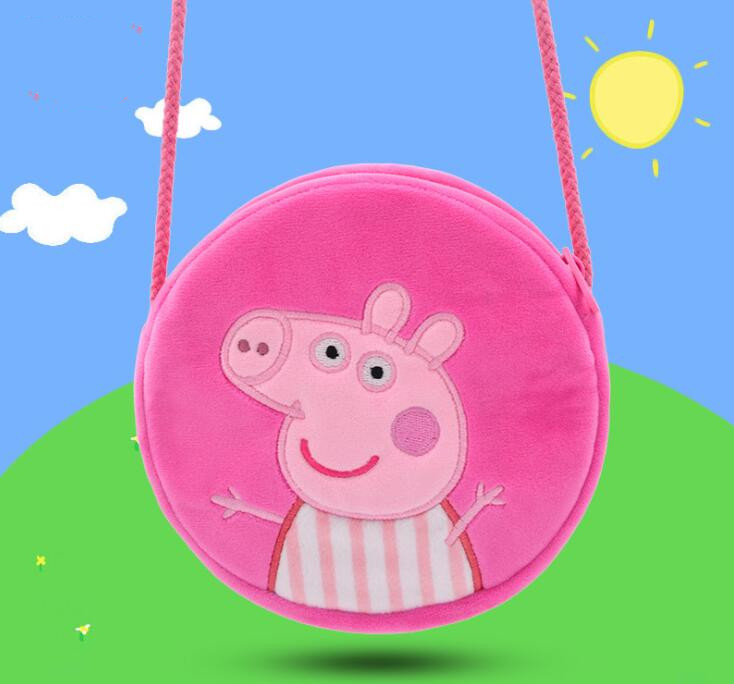 Cartoon Peppa Pig Embroidery Patch