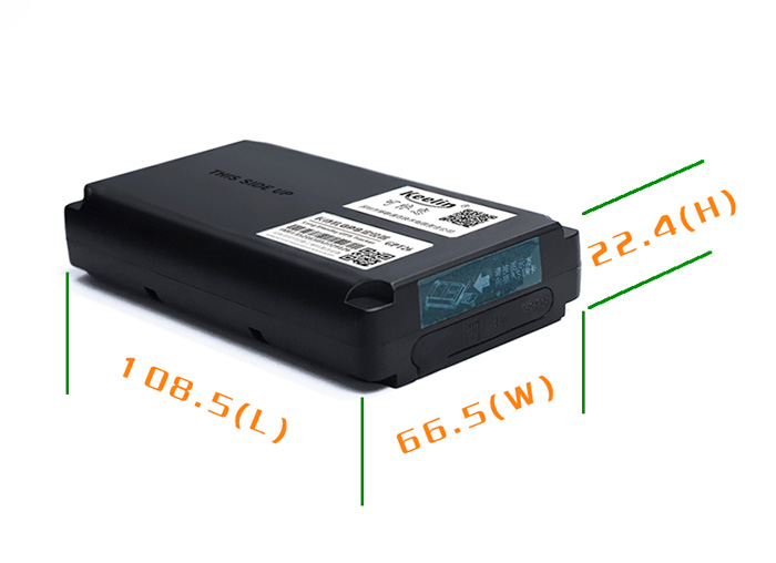 Magnetic GPS Vehicle Tracker