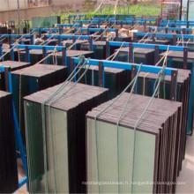 Produits de verre les plus vendus de l'usine chinoise