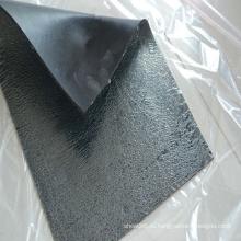 Высокое качество резиновый лист ролл с хлопком / нейлоном / РД вставки