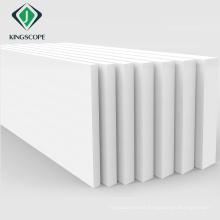 Wholesale price custom size waterproof 4'X8' white plastic extrude pvc foam board