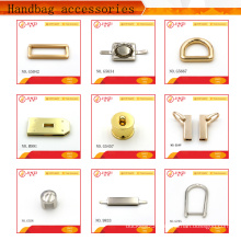 Metal bag parts and accessories