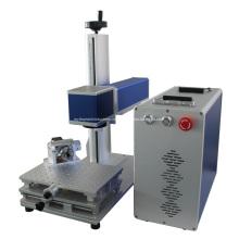 Máquina de marcado láser de CO2 no metálico.