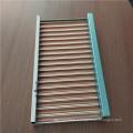 Aluminum Corrugated Core Composite Panels for Ceiling Decoration
