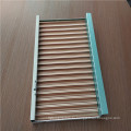 Алюминиевые композитные панели из гофрированного сердечника для украшения потолка
