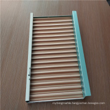 Aluminum Corrugated Core Composite Panels for Ceiling Decoration