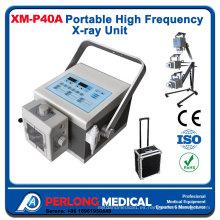 Máquina de rayos x de alta frecuencia Portable XM-P40A productos médicos