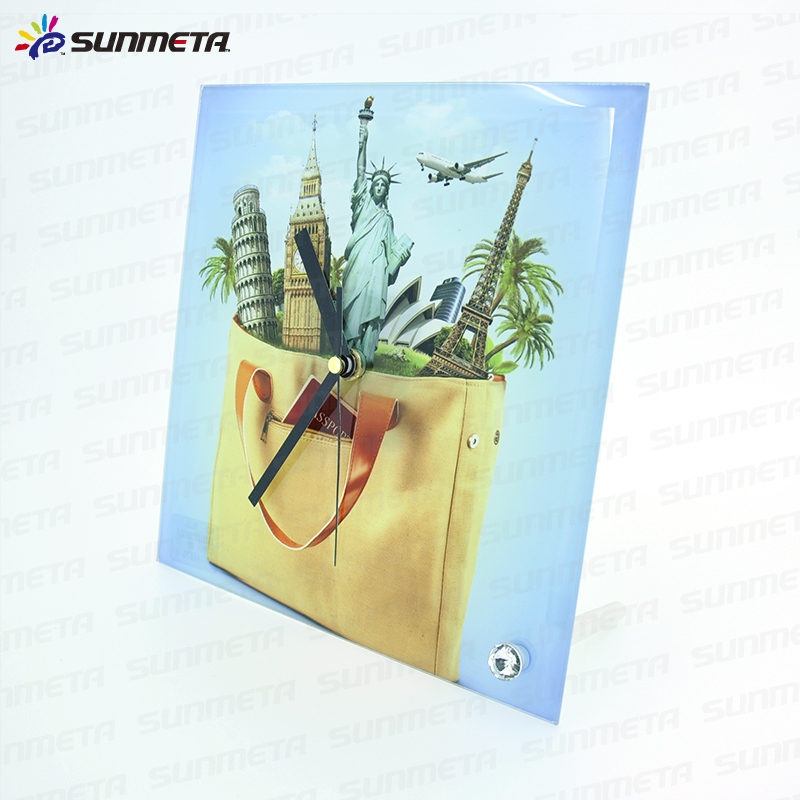 FREESUB Sublimation Heat Press Glass Photo Gifts