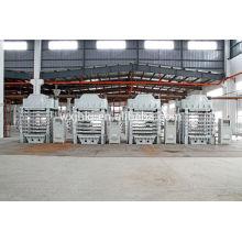 900 toneladas eva máquina de espuma, máquina que hace espuma de epdm