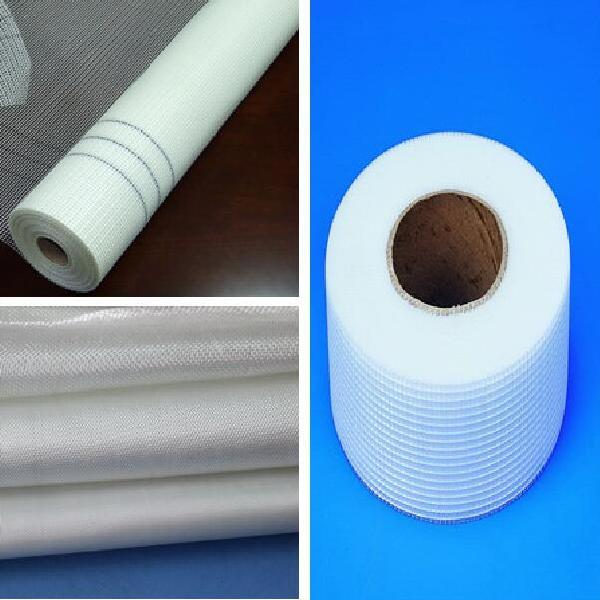 Fiberglass Wall Covering Mesh