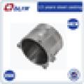 Китай производит персонализированные точные стальные литые детали корпуса клапана