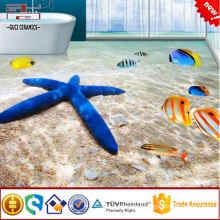 3d flooring tile for bathroom seaworld picture porcelain wall and floor 3d tile