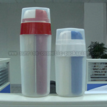 20ml 30ml Two Tube Cosmetic Bottles