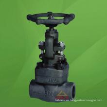 Válvula de compuerta de acero compacta (GAZ61H / GAZ11H)