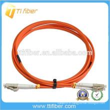 Câbles de correction de fibre optique multifonction LC / LC 15M Duplex