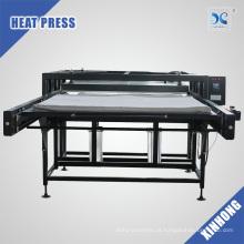 FJXHB4-N Máquina de sublimação automática pneumática Duas estações de trabalho de grande formato Heat Press