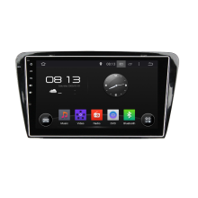 10.1 pollici Deckless Android Car DVD per Skoda Octavia