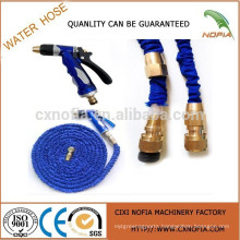 Good quality brass fitting expandable hose