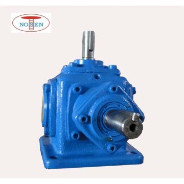 Power Transmitting Right Angle Bevel Gearbox Reducer